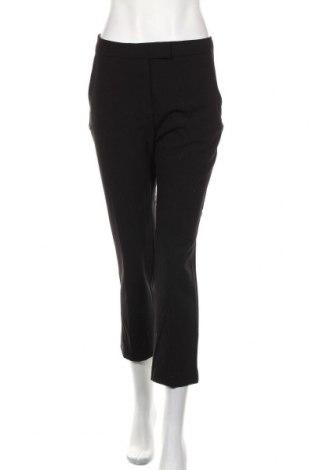 Damskie spodnie Mango, Rozmiar M, Kolor Czarny, 63% poliester, 33% wiskoza, 4% elastyna, Cena 76,80zł