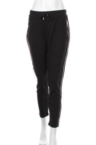 Дамски панталон Ofelia, Размер XL, Цвят Черен, 75% вискоза, 20% полиестер, 5% еластан, Цена 37,80лв.