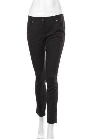 Damskie spodnie Street One, Rozmiar M, Kolor Czarny, 96% poliamid, 4% elastyna, Cena 81,00zł