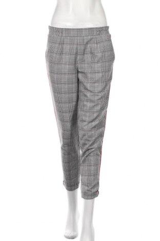 Dámské kalhoty  Tally Weijl, Velikost S, Barva Šedá, 78% polyester, 20% viskóza, 2% elastan, Cena  414,00Kč