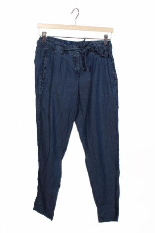 Damskie spodnie Tom Tailor, Rozmiar XS, Kolor Niebieski, Cena 108,00zł