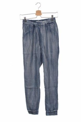 Γυναικείο παντελόνι Vero Moda, Μέγεθος XS, Χρώμα Μπλέ, Lyocell, Τιμή 12,53€