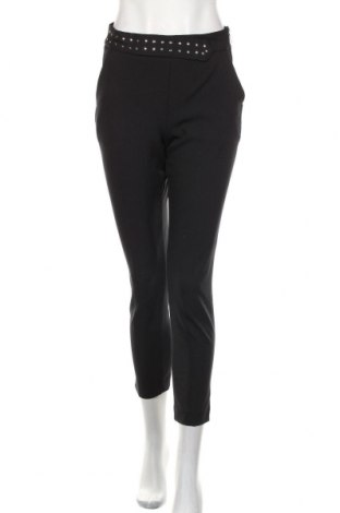 Damskie spodnie Zara, Rozmiar S, Kolor Czarny, Cena 91,20zł