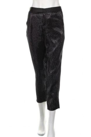 Damskie spodnie Zara, Rozmiar M, Kolor Czarny, 76% wiskoza, 24% poliester, Cena 165,60zł
