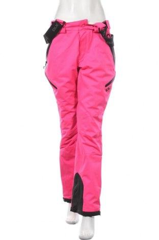 Spodnie damskie do uprawiania sportów zimowych DLX by Trespass, Rozmiar M, Kolor Różowy, Poliester, Cena 298,00zł