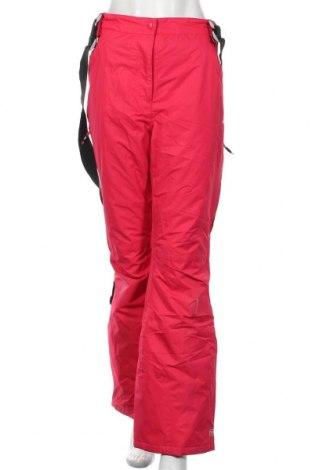 Дамски панталон за зимни спортове Trespass, Размер L, Цвят Розов, 100% полиамид, Цена 100,50лв.