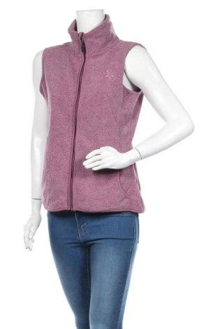 Dámská termo vesta  Ellen Amber, Velikost S, Barva Fialová, Polyester, Cena  373,00Kč