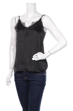 Дамски потник H&M, Размер S, Цвят Черен, 100% полиестер, Цена 15,75лв.