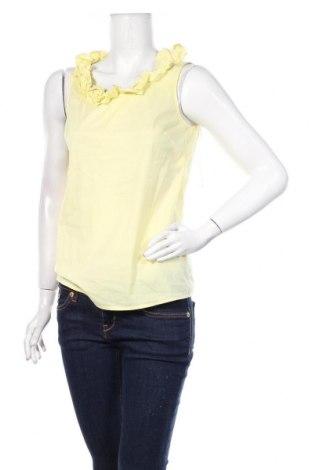 Дамски потник Oasis, Размер S, Цвят Жълт, 65% памук, 30% полиамид, 5% еластан, Цена 16,50лв.