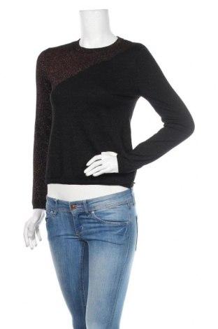 Γυναικείο πουλόβερ & Other Stories, Μέγεθος M, Χρώμα Μαύρο, 74% μαλλί, 19% πολυεστέρας, 7% μεταλλικά νήματα, Τιμή 29,88€