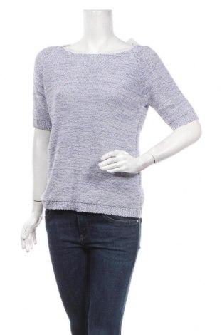 Дамски пуловер Alfred Sung, Размер L, Цвят Син, 70% памук, 30% полиестер, Цена 39,90лв.
