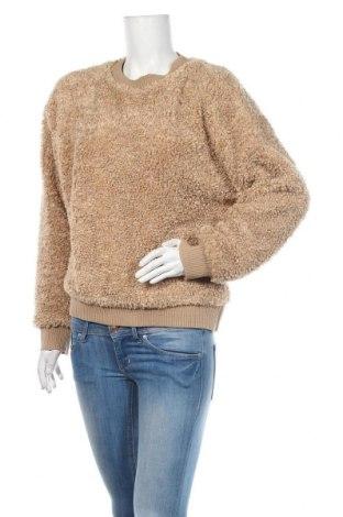 Дамски пуловер Carin Wester, Размер S, Цвят Бежов, 100% полиестер, Цена 26,93лв.