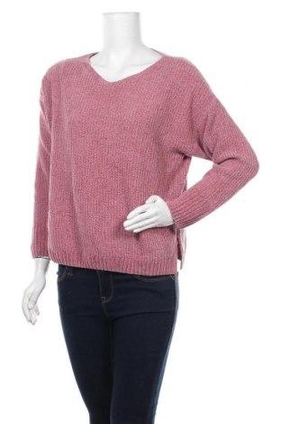 Дамски пуловер Cartoon, Размер S, Цвят Розов, Цена 22,05лв.