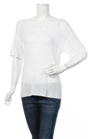 Damski sweter Drykorn for beautiful people, Rozmiar M, Kolor Biały, 51% wiskoza, 36% bawełna, 10% poliamid, 3% elastyna, Cena 238,00zł