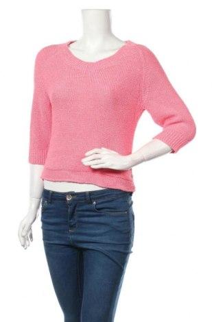 Дамски пуловер Marc O'Polo, Размер XS, Цвят Розов, 75% памук, 25% полиестер, Цена 48,30лв.