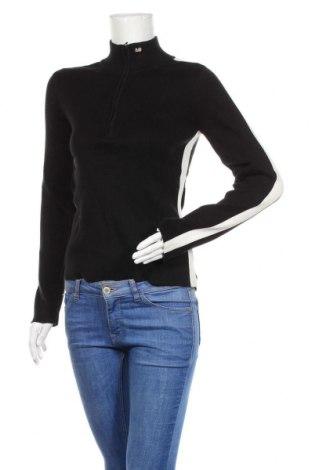 Дамски пуловер Polo By Ralph Lauren, Размер M, Цвят Черен, 100% памук, Цена 44,25лв.