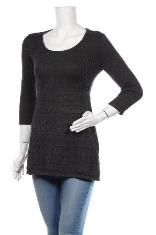 Damski sweter Street One, Rozmiar M, Kolor Szary, 50%akryl, 50% bawełna, Cena 78,00zł