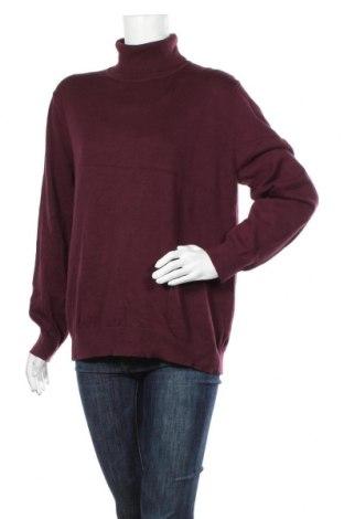 Damski sweter Tom Tailor, Rozmiar XXL, Kolor Fioletowy, 60% bawełna, 40% wiskoza, Cena 138,00zł