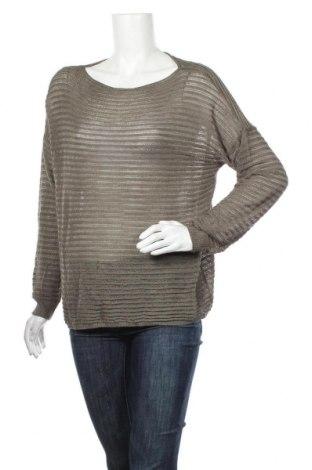 Дамски пуловер United Colors Of Benetton, Размер M, Цвят Зелен, Цена 33,60лв.