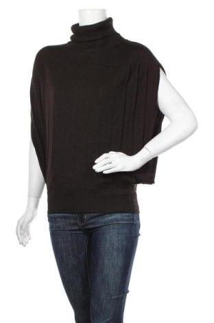Дамски пуловер United Colors Of Benetton, Размер M, Цвят Кафяв, Цена 25,20лв.