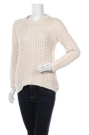 Γυναικείο πουλόβερ Vero Moda, Μέγεθος L, Χρώμα  Μπέζ, 90%ακρυλικό, 5% μαλλί από αλπακά, 5% μαλλί, Τιμή 20,13€