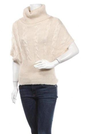Дамски пуловер Y.Yendi, Размер S, Цвят Екрю, 70% акрил, 30% вълна, Цена 30,45лв.