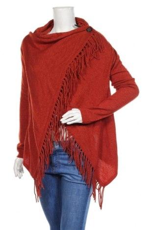 Damski sweter Zero, Rozmiar XS, Kolor Czerwony, Cena 178,00zł