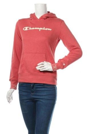 Dámská mikina  Champion, Velikost S, Barva Růžová, 79% bavlna, 21% polyester, Cena  913,00Kč