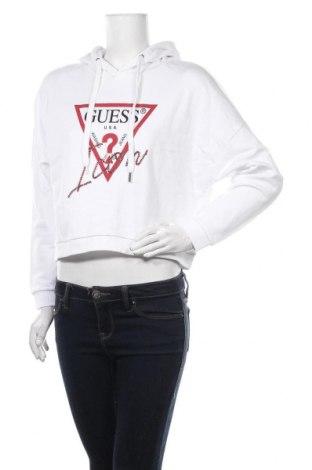 Dámská mikina  Guess, Velikost S, Barva Bílá, Bavlna, Cena  1076,00Kč