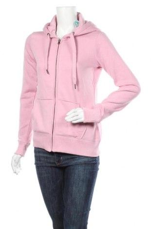 Дамски суичър MyMO, Размер S, Цвят Розов, 65% полиестер, 35% памук, Цена 43,45лв.