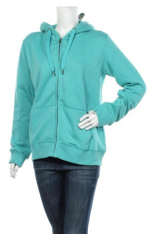 Дамски суичър MyMO, Размер XL, Цвят Зелен, 65% полиестер, 35% памук, Цена 43,45лв.