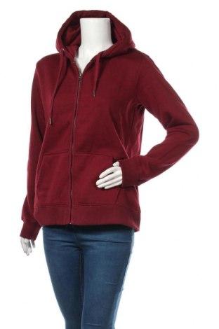 Дамски суичър MyMO, Размер M, Цвят Червен, 65% полиестер, 35% памук, Цена 43,45лв.