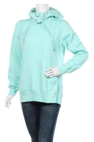 Дамски суичър MyMO, Размер M, Цвят Зелен, 65% полиестер, 35% памук, Цена 58,50лв.