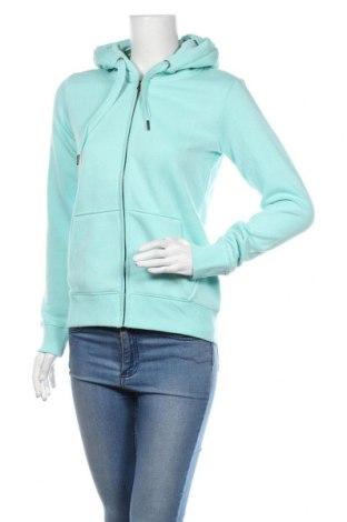 Dámská mikina  MyMO, Velikost S, Barva Zelená, 65% polyester, 35% bavlna, Cena  859,00Kč
