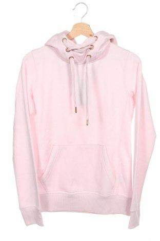Дамски суичър MyMO, Размер XS, Цвят Розов, 65% полиестер, 35% памук, Цена 58,50лв.
