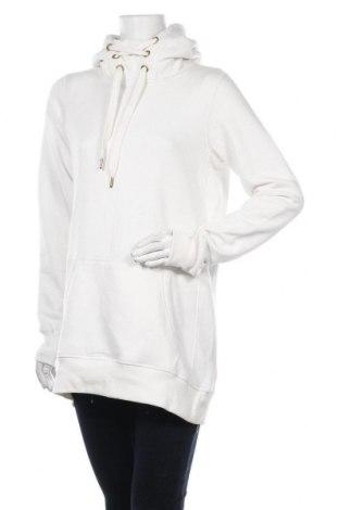 Дамски суичър MyMO, Размер S, Цвят Бял, 65% полиестер, 35% памук, Цена 58,50лв.