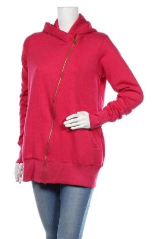 Dámská mikina  MyMO, Velikost M, Barva Růžová, 65% polyester, 35% bavlna, Cena  968,00Kč