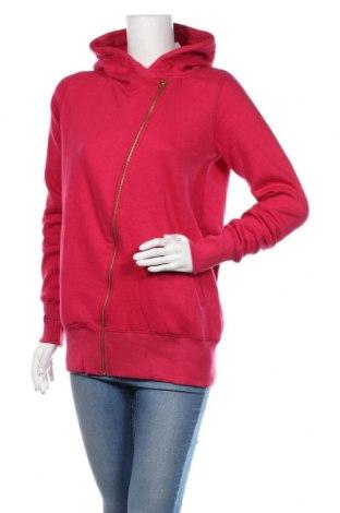 Дамски суичър MyMO, Размер L, Цвят Розов, 65% полиестер, 35% памук, Цена 58,50лв.