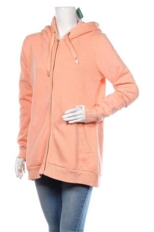 Dámská mikina  MyMO, Velikost M, Barva Růžová, 65% polyester, 35% bavlna, Cena  848,00Kč