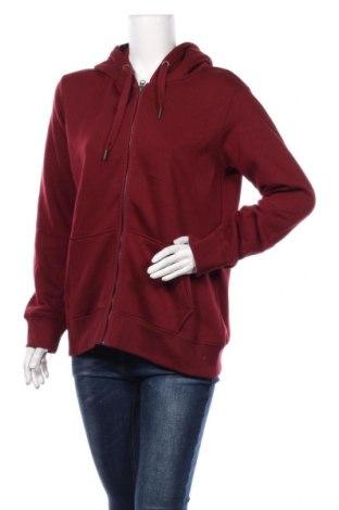 Dámská mikina  MyMO, Velikost XL, Barva Červená, 65% polyester, 35% bavlna, Cena  859,00Kč