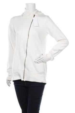 Дамски суичър MyMO, Размер M, Цвят Бял, 65% полиестер, 35% памук, Цена 48,95лв.