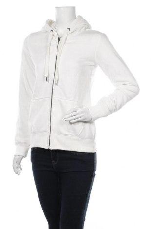 Дамски суичър MyMO, Размер S, Цвят Бял, 65% полиестер, 35% памук, Цена 43,45лв.