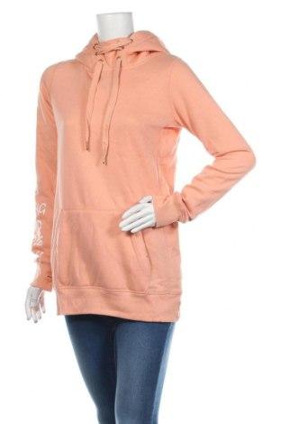 Дамски суичър MyMO, Размер M, Цвят Оранжев, 65% полиестер, 35% памук, Цена 43,45лв.