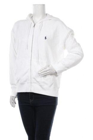 Дамски суичър Polo By Ralph Lauren, Размер L, Цвят Бял, 84% памук, 46% полиестер, Цена 119,25лв.