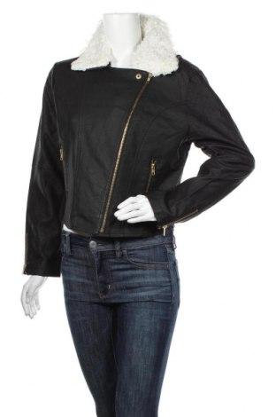 Dámská kožená bunda  Ax Paris, Velikost XL, Barva Černá, Eko kůže, Cena  968,00Kč