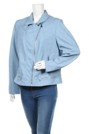 Dámská kožená bunda  Bonita, Velikost XL, Barva Modrá, Eko kůže, Cena  1946,00Kč