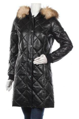 Dámská kožená bunda  Comma,, Velikost S, Barva Černá, Eko kůže, Cena  3250,00Kč