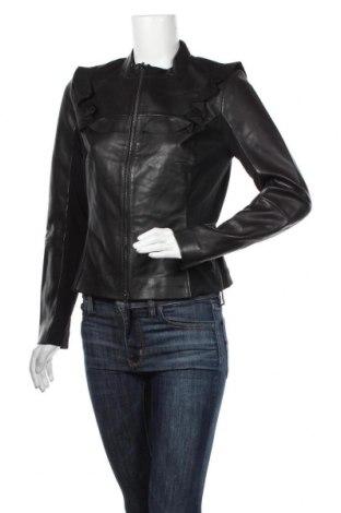 Дамско кожено яке Joseph Janard, Размер M, Цвят Черен, Естествена кожа, Цена 314,25лв.