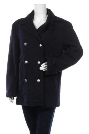 Дамско палто Armor-Lux, Размер M, Цвят Син, Вълна, Цена 75,60лв.