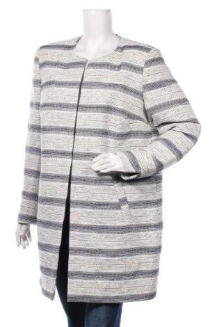 Дамско палто Montego, Размер XL, Цвят Син, 67% полиестер, 33% памук, Цена 64,50лв.